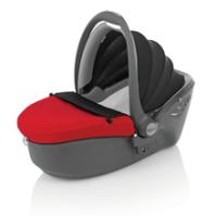 Wohlgebettet im Kinderwagen - Babywanne oder Tragetasche ...