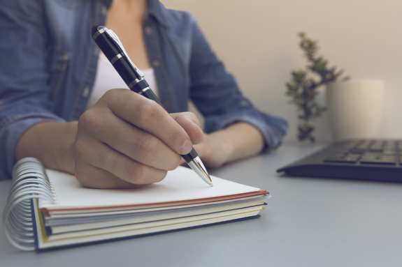 Write it Down: How Journaling Can Change Your Life - MIBluesPerspectives