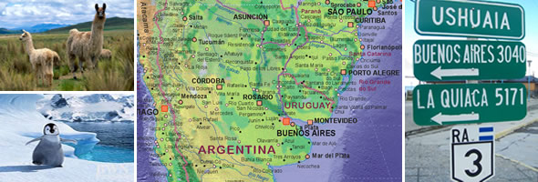 Geography of Argentina
