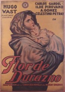 Flor de Durazno (1917, Argentina)