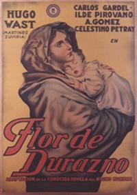 Flor de Durazno (1917, Argentina) - Carlos Gardel