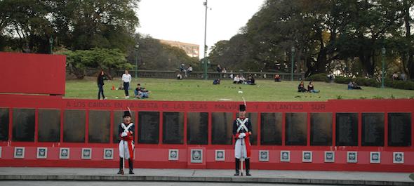 Monumento Malvinas Buenos Aires