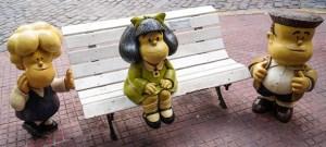 Mafalda San Telmo Buenos Aires