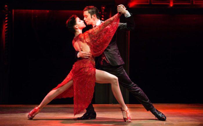 """Tango em Buenos Aires - Tango cena show Buenos Aires - Show de tango """"El Querandí"""""""