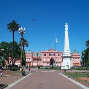 City Tour Buenos Aires Casa Rosada Plaza de Mayo