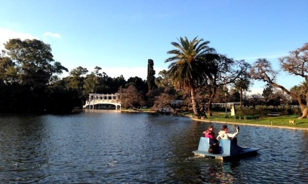 City Tour Buenos Aires Bosques de Palermo