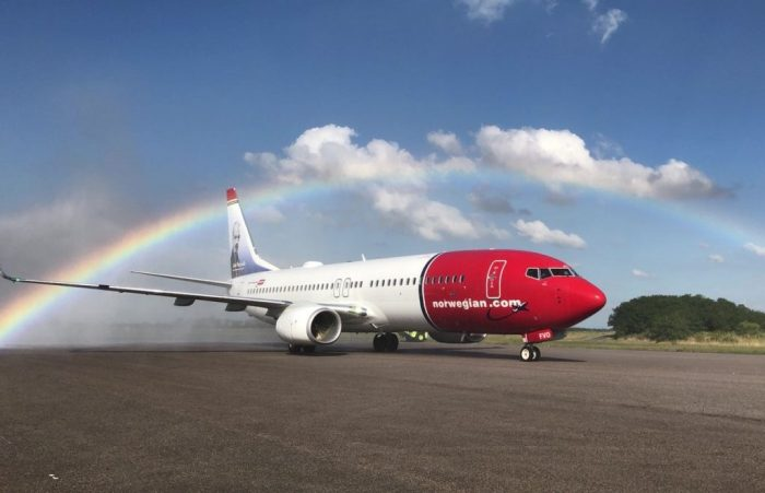 Norwegian argentina low cost