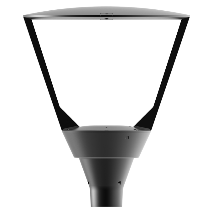 a series 100w led garden light-1