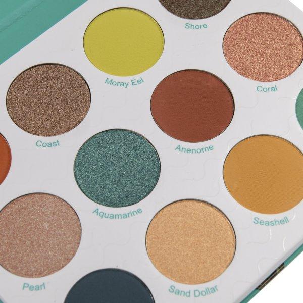 Marine Paradise Eyeshadow Palette