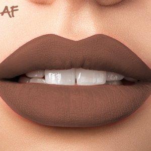 Matte Liquid Lipstick - Tan AF