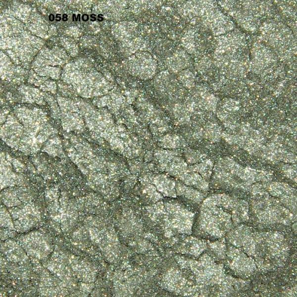 Loose Mineral Eyeshadow - Moss