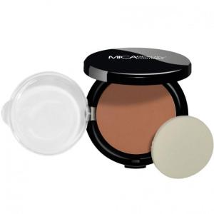 Pressed Mineral Foundation - Downtown Brown