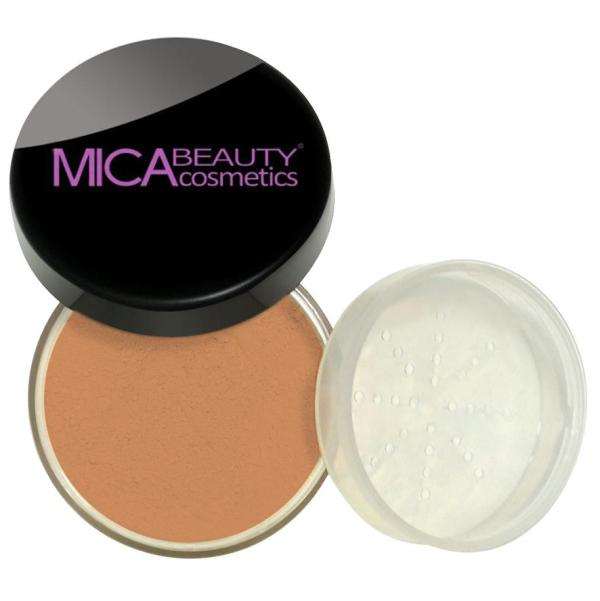 SAMPLE SIZE - 08 - Natural Glow Loose Foundation Powder - Rosy Brown
