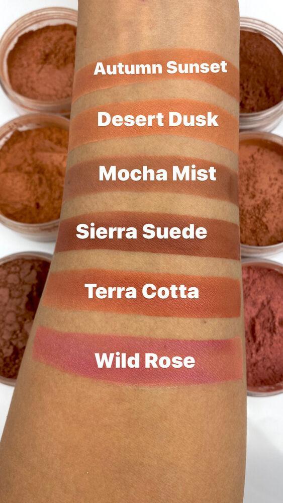 Wild Rose Mineral Blush Powder