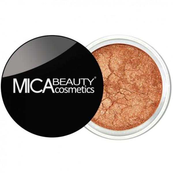 Loose Mineral Eyeshadow - Bronze