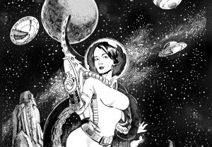 Space Woman Jane