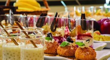 buffet Hyatt Zilara Cancun