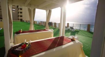 desayuno frente al mar The Royal Islander cancun