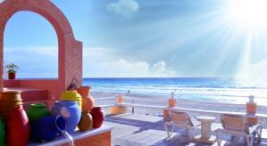 Acceso a playa Hotel Mia Cancún Resort