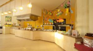 Buffet NYX Hotel Cancun