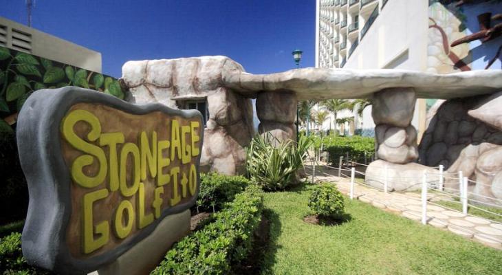 Great Parnassus Resort cancun familiar