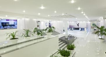 Interior Krystal Cancun