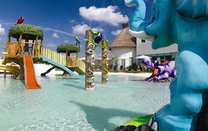 Zona de ninos Hard Rock Hotel Cancun
