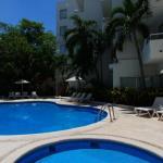 piscina Hotel Ramada Cancun