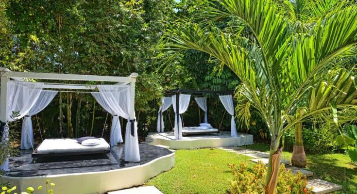 relajacion en el Hotel OH!- The urban oasis