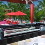 restaurant japones Hotel Oasis Palm - Todo incluido
