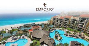 Day pass hotel enporio cancun