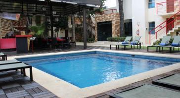 Hotel Grand City Cancun1
