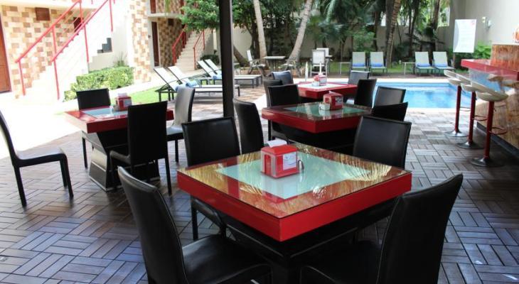 Hotel Grand City Cancun2