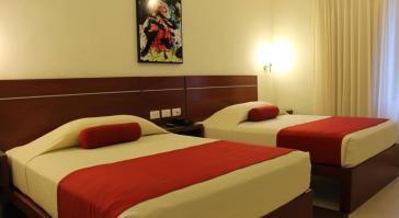Hotel Grand City Cancun4