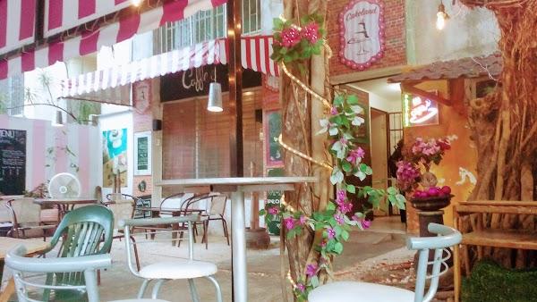 Cakeland cafeteria en cancun