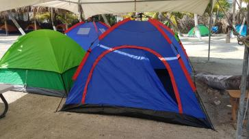 Camping Coconut 2