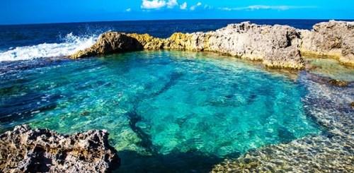 alberca natural isla mujeres