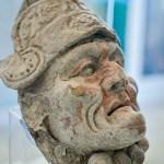 museo maya cancun escultura