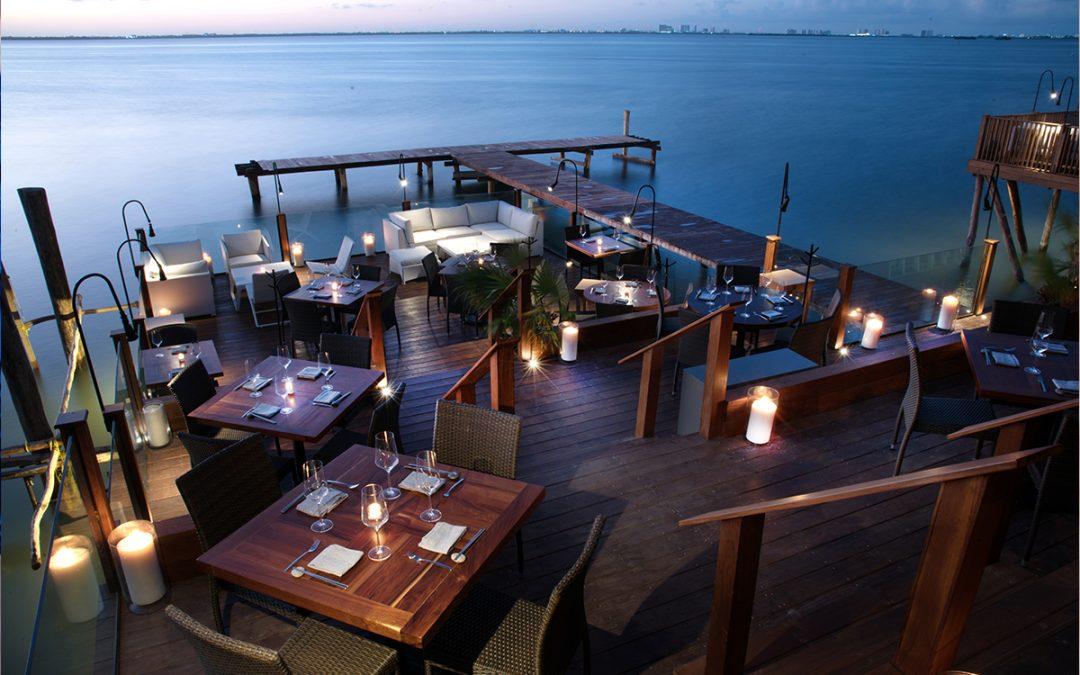 Laguna Grill restaurante romantico