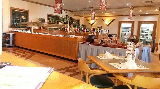 Restaurates de buffet en cancun sambors