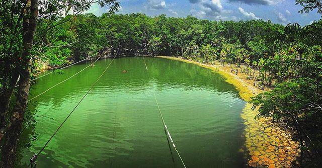 Cenote Iik' Puerto Morelos