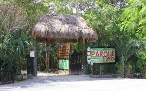 parque kabah