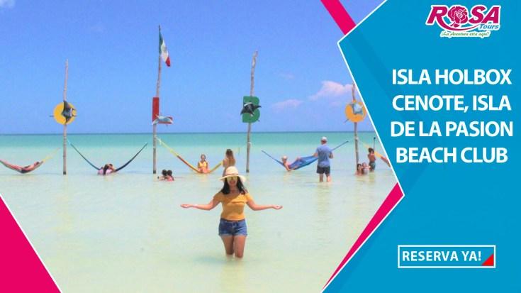 Como ir a holbox desde Cancun en un tour
