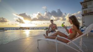 Grand Park Royal Cancún hotel de lujo y 5 estrellas con vista al mar