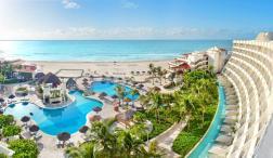 Grand Park Royal hotel todo incluido en cancun