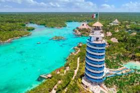 Xel Ha actividad en cancun