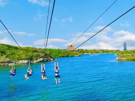 Xel Ha tour en cancun
