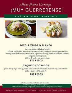 comida a comicilio en cancun