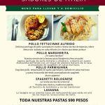 comida italiana en cancun