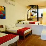 hostal junto a la playa cancun Punta Me Suite